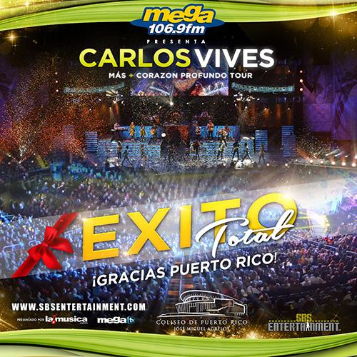 rlos Vives Puerto Rico 2014