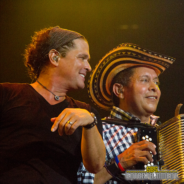 Carlos Vives New Jersey
